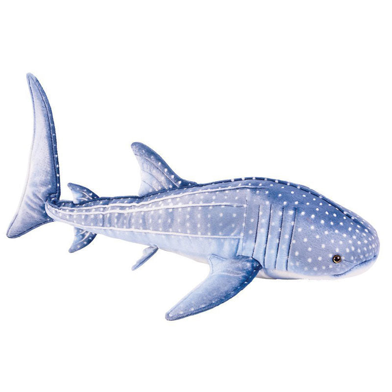 Blue Whale Shark Plush Stuffed Animal Toy 24 inch