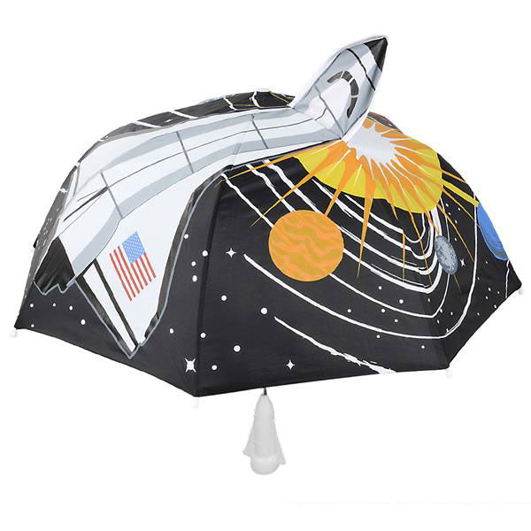 Space Ship Kids Umbrella Boy's Umbrella Size 30 inch Birthday Gifts