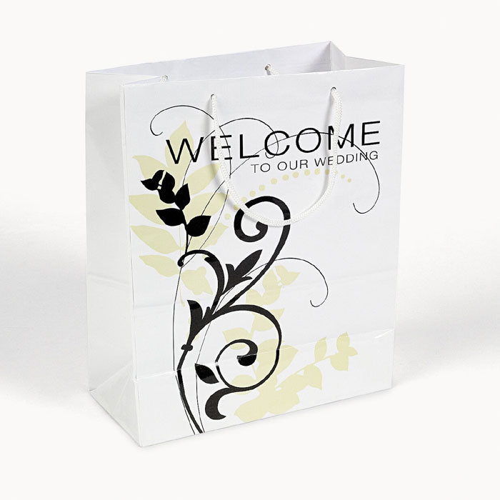 Welcome to our Wedding Gift Bags (12 per pack)