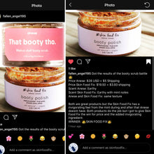 Load image into Gallery viewer, Body Scrub + Firming Gel
