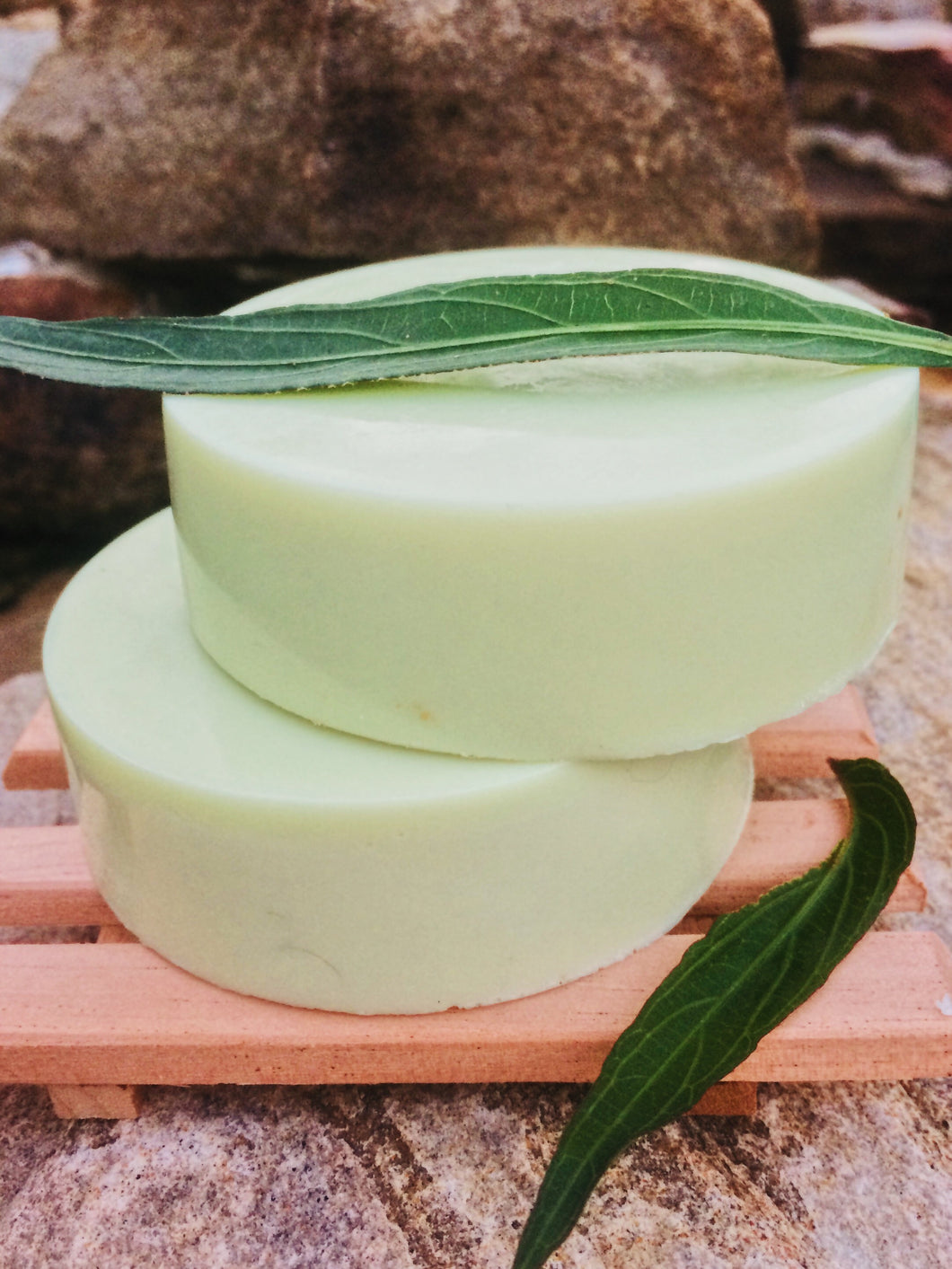Tamanu Soap for itchy, dry, irritated, + painful skin
