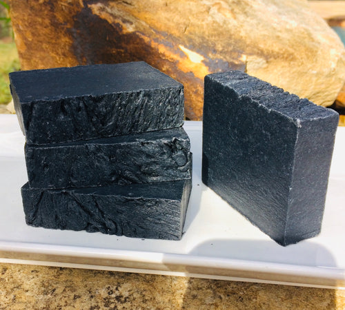 Charcoal Tea Tree Soap Detox