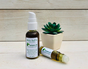 Tamanu Oil for Scars, Acne, Redness