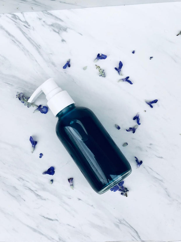 Blue Tansy Oil - Face-Body-Hair