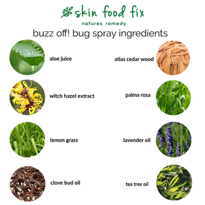 Bug Spray - Safe + Natural