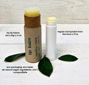 Lip Balm Vanilla Mint-VEGAN