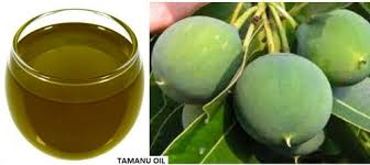Tamanu Balm Acne Burns Pain