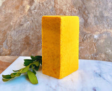 Load image into Gallery viewer, turmeric soap, sandalwood turmeric skin