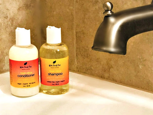 Sulfate Free Shampoo and Conditioner