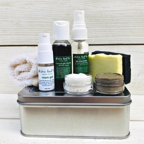 Acne Breakout Skin Care Set