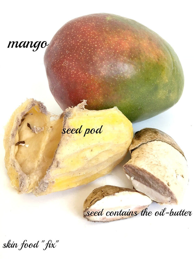 Breastfeeding Mango Butter