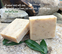 Load image into Gallery viewer, Oatmeal Goat Milk Soap