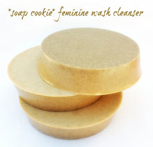Load image into Gallery viewer, Feminine Cookie Wash Soap