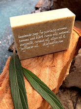Load image into Gallery viewer, Psoriasis Soap Black Cumin Seed + Tamanu Oil