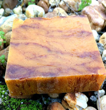 Load image into Gallery viewer, Allspice Orange Patchouli Soap