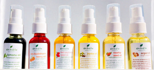 Jojoba Oil - Face Eyes Hair