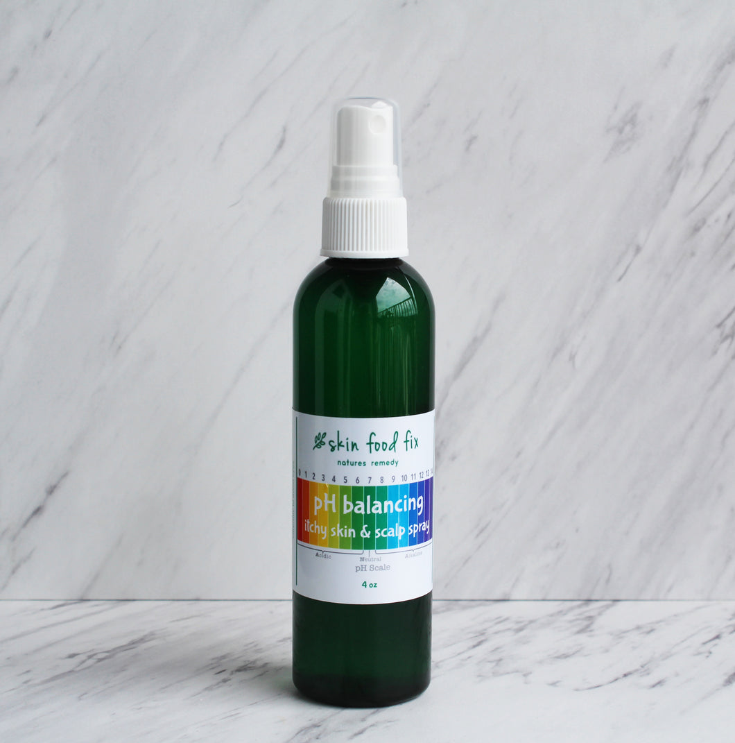 Spray pH Mist