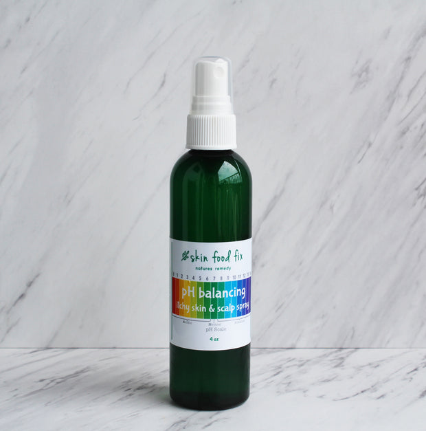 Dry Itchy Skin pH Spray