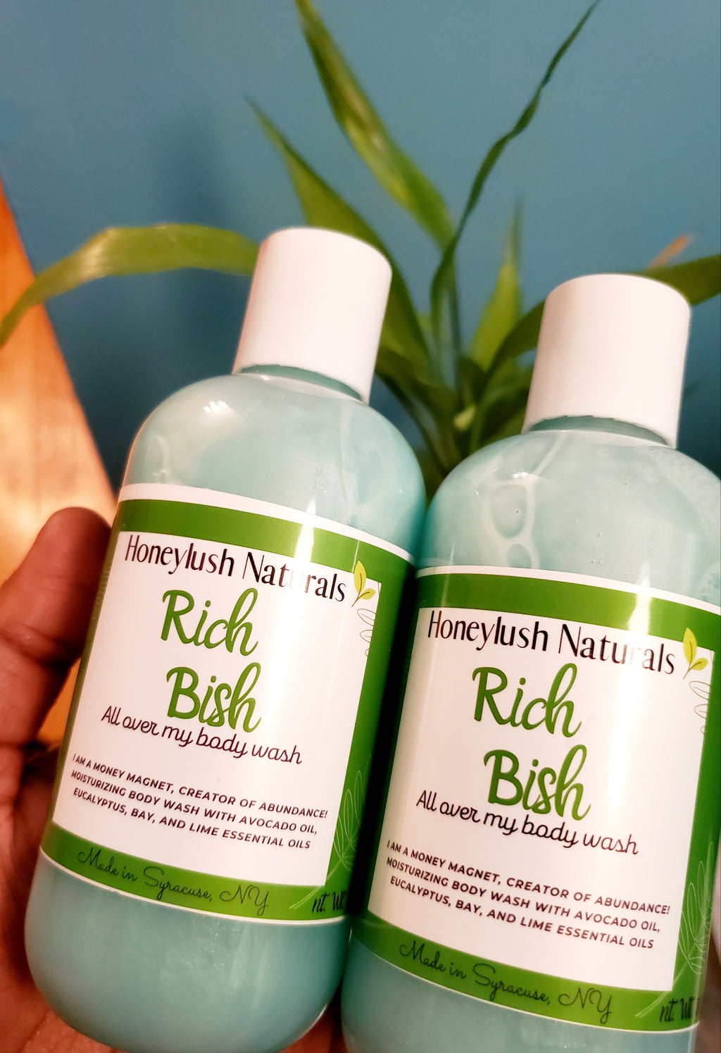 Rich Bish body wash