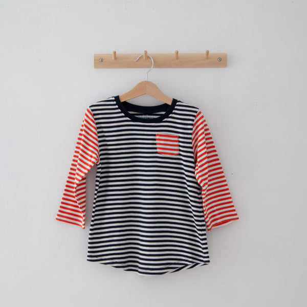 Striped Top | 7Y
