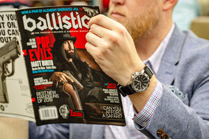 S&B™ Watches in Ballistic Magazine