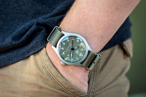 What Specifically is a Military Specification (Mil-Spec) Watch?