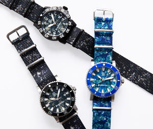 Kryptek and S&B Watches partner to release two new Obskura camouflage watches.