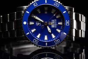 S&B Watches Partner With UDT-SEAL Association