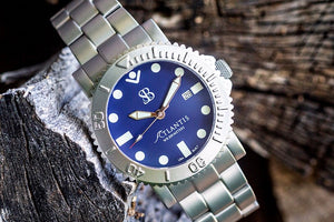 S&B Automatic Atlantis Dive Watch