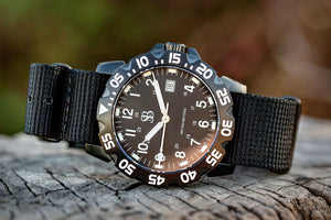 S&B Watches SANS 13 Tactical Sport Watch