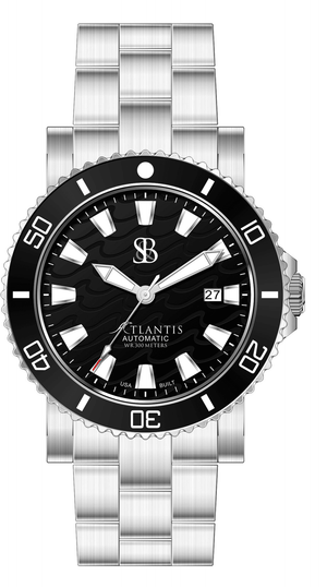 Atlantis® A2 Ceramic Automatic Watch