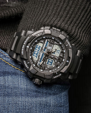 Battlefield Digital Watch