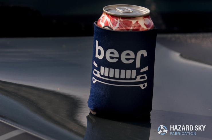 Beer/Jeep Koozie