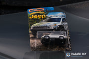 Cherokee Special Edition Jeep Matchbox