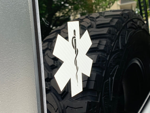 EMS Logo Decal