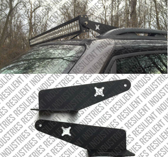 BU Renegade Roof Light Bar Mounts - Resilient Industries