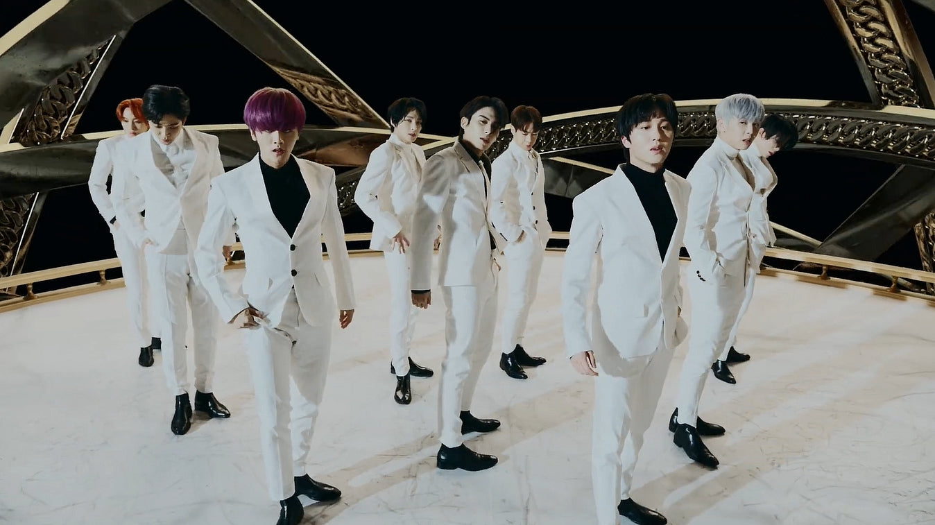 "SF9 makes its comeback with the MV of ""Good Guy"" - Kpopshop"
