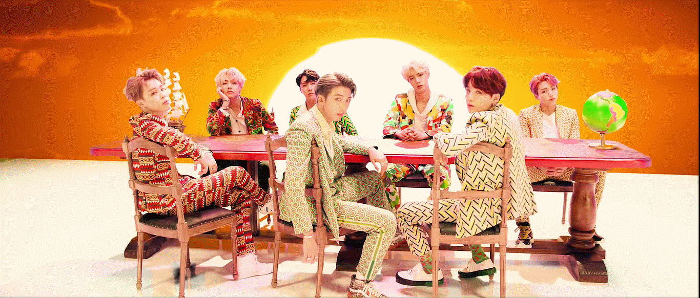 "BTS: ""IDOL"" becomes the group's sixth MV to reach 600 million views on Youtube - Kpopshop"