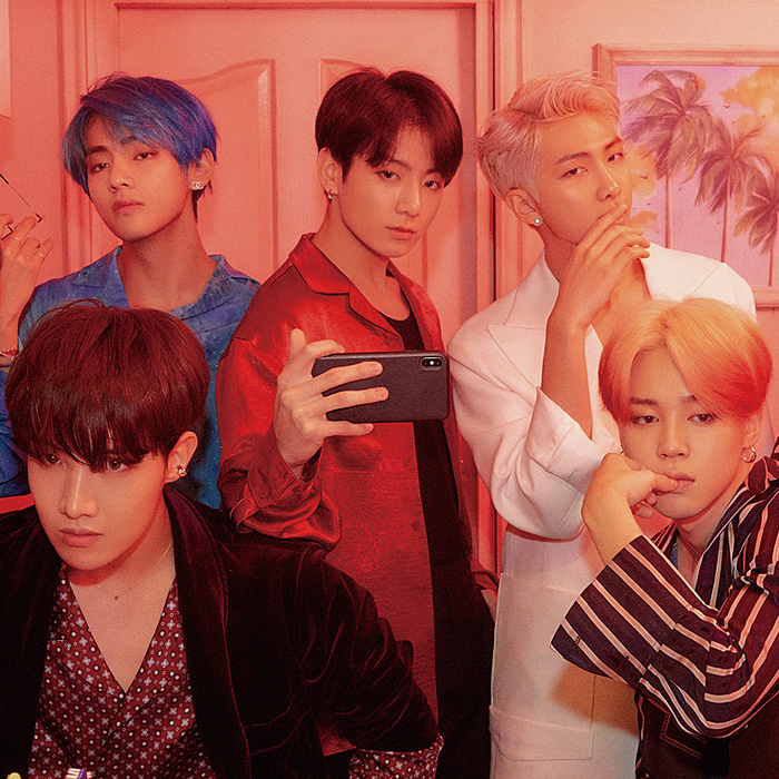 BTS beats its own record by entering the 8th place of the 'Billboard Hot 100'!