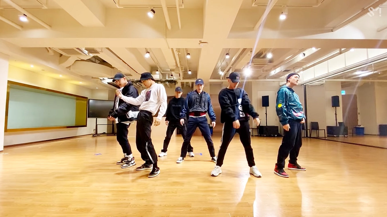 (Video) EXO Reveals Obsession Training Video - Kpopshop