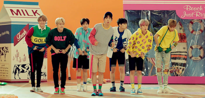 "GOT7: ""Just Right"" becomes the group's first MV to exceed 300 million views"