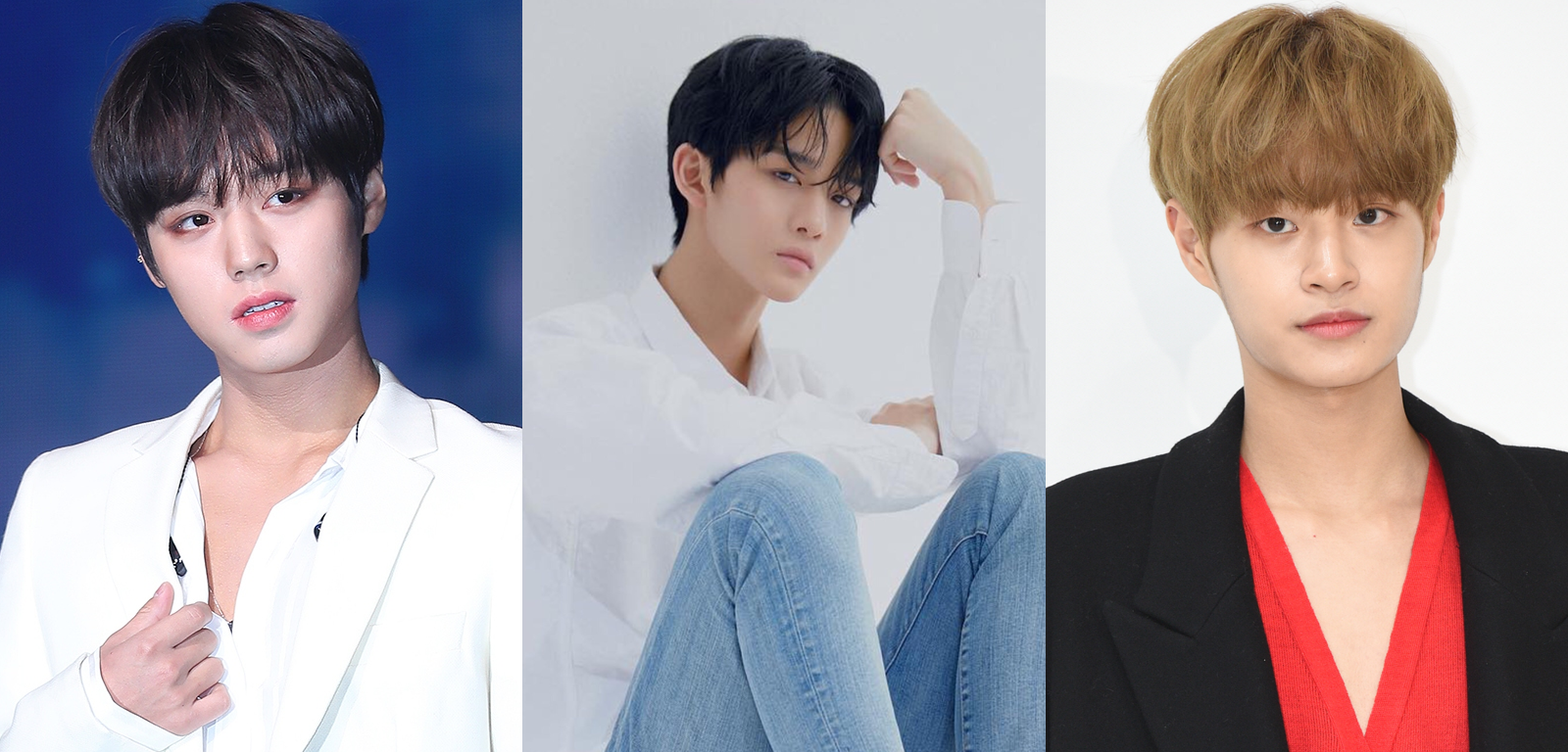 Wanna One: Park Jihoon and Lee Dae Hwi visited Bae Jin Young during his fanmeeting