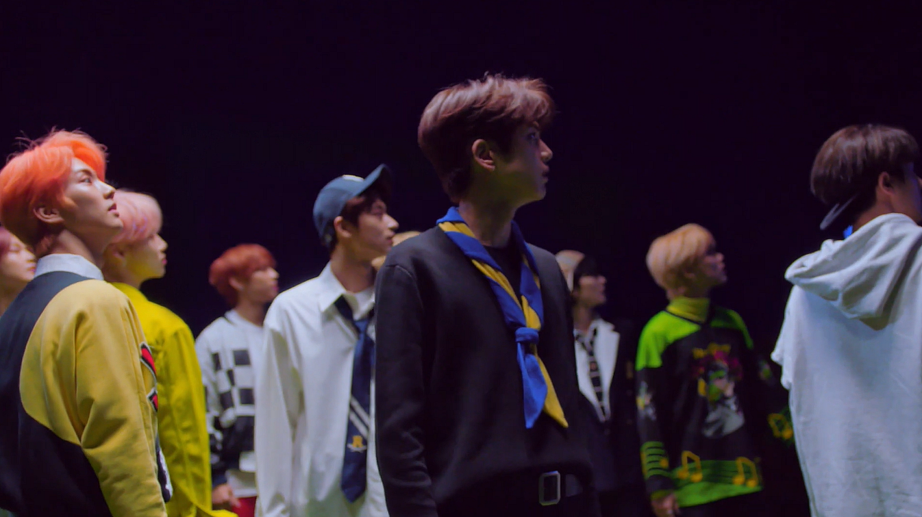 THE BOYZ uploads a MV Teaser for Bloom Bloom