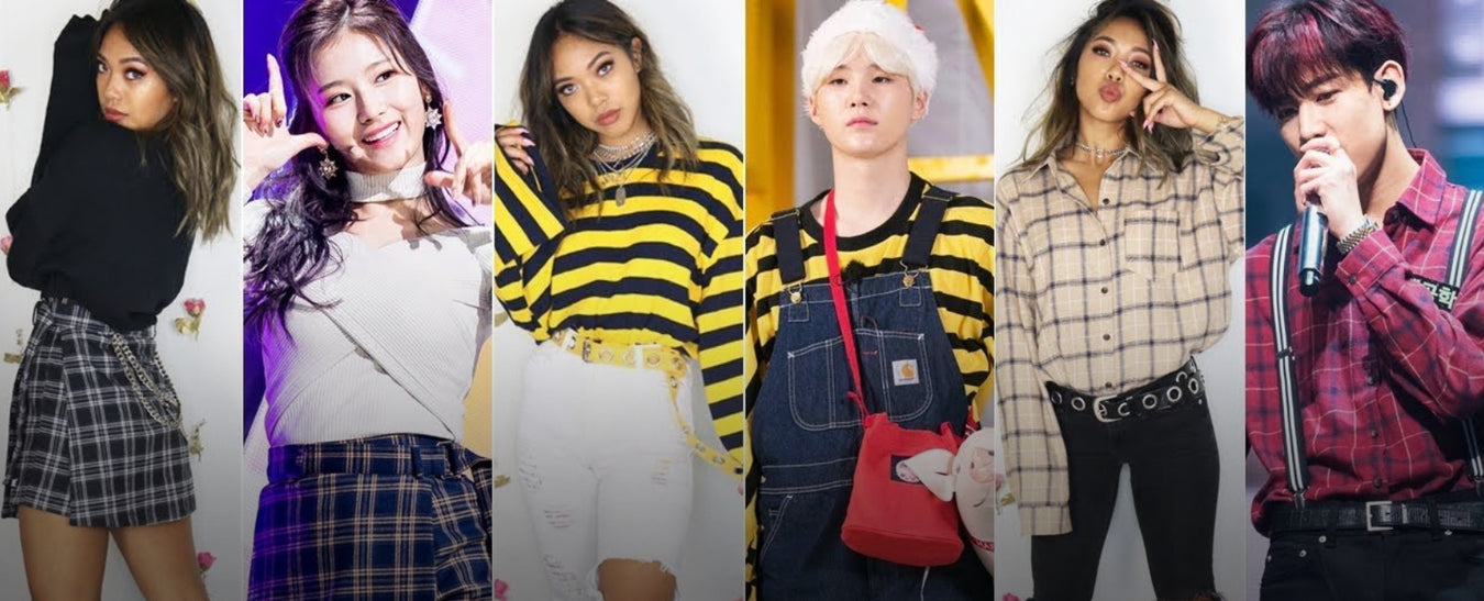 KPOP IDOLS FASHION |  Kpop Merch Online Store | BTS merch|EXO merch collections | BlackPink Merch | BT21 Accessories| Stray Kids Merch | leading Kpop merchandise online store | kpopshop