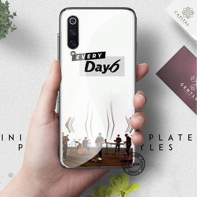 Kpop Newest 106d DAY6 Men's band Glass Case for Xiaomi 8 Lite 9 A1 A2 5X 6X Redmi 4X 6A Note 5 6 7 Pro that you'll fall in love with. At an affordable price at KPOPSHOP, We sell a variety of 106d DAY6 Men's band Glass Case for Xiaomi 8 Lite 9 A1 A2 5X 6X Redmi 4X 6A Note 5 6 7 Pro with Free Shipping.
