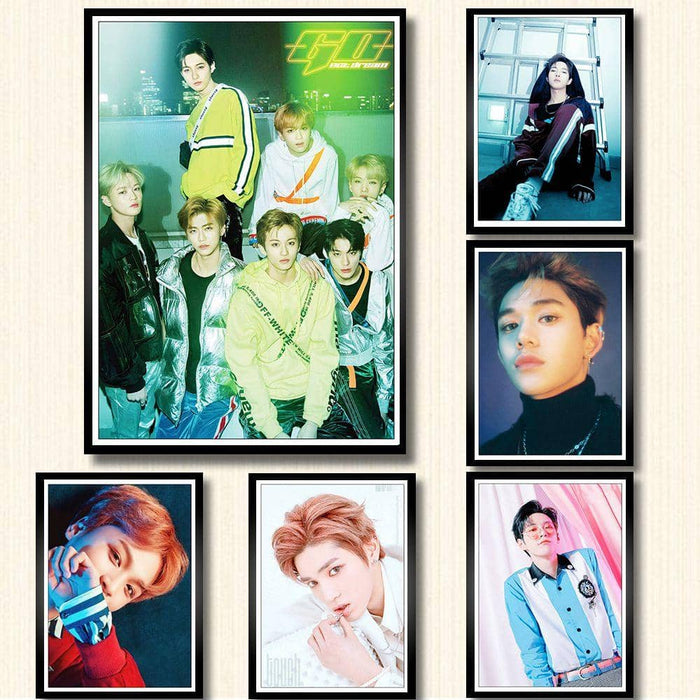 Kpop Newest 201 Kpop NCT music poster white coated paper print painting wall art home decor girls' room decoration that you'll fall in love with. At an affordable price at KPOPSHOP, We sell a variety of 201 Kpop NCT music poster white coated paper print painting wall art home decor girls' room decoration with Free Shipping.