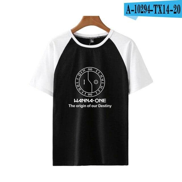 Kpop Newest 201 New Wanna One Casual Loose T- Shirts Women Spell Shoulder Sweethearts Outfit T- Shirts Men Top Spell T-Short Sleeves Print that you'll fall in love with. At an affordable price at KPOPSHOP, We sell a variety of 201 New Wanna One Casual Loose T- Shirts Women Spell Shoulder Sweethearts Outfit T- Shirts Men Top Spell T-Short Sleeves Print with Free Shipping.