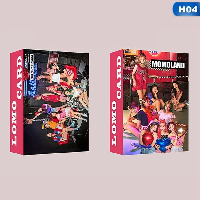 30PCS/Set Kpop ITZY SEVENTEEN Wanna ONE ASTRO MOMOLAND TREASURE Photocard HD Photo Album Photocard LOMO Card for Fans Gift