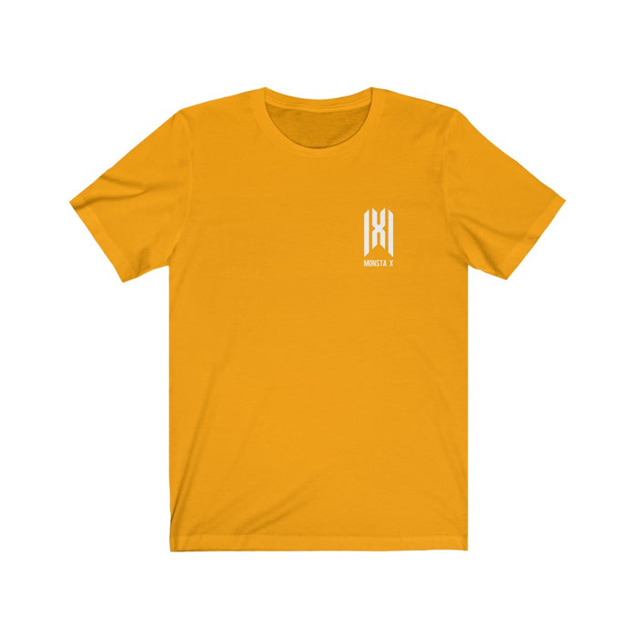 High-Quality Monsta X Logo Badge Unisex T-Shirt - Kpopshop