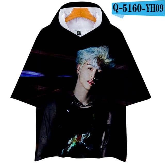 Kpop Newest 3D Print GOT7  Short Sleeve Hoodies T-shirt Cool Funny Popular Team Menber Hoodies Shirt  Kpop  Autumn/Winter Clothes that you'll fall in love with. At an affordable price at KPOPSHOP, We sell a variety of 3D Print GOT7  Short Sleeve Hoodies T-shirt Cool Funny Popular Team Menber Hoodies Shirt  Kpop  Autumn/Winter Clothes with Free Shipping.